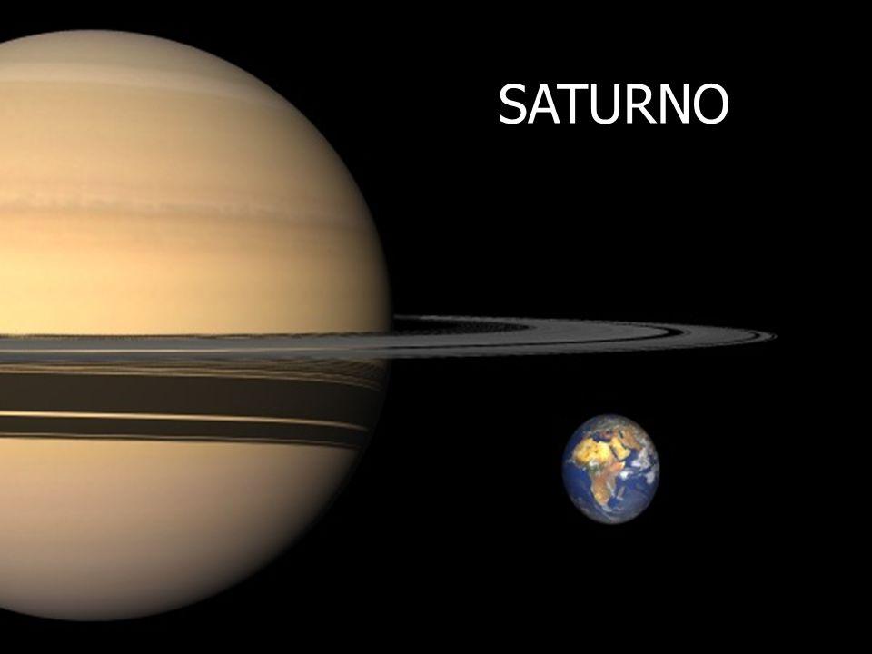 SATURNO A. Aponte Tamaños comparativos entre Saturno y la Tierra