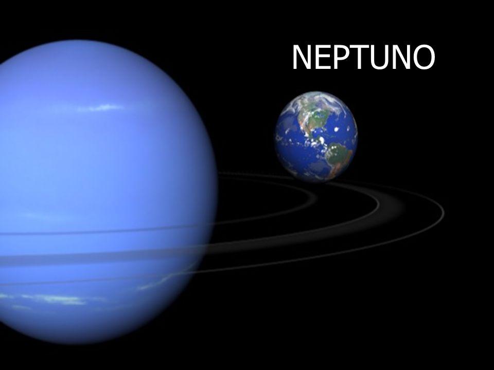NEPTUNO Aquí vemos el tamaño comparativo entre Neptuno y la Tierra A. Aponte