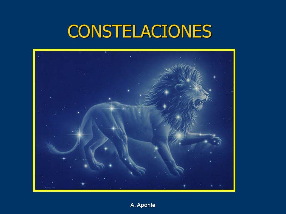 CONSTELACIONES A. Aponte