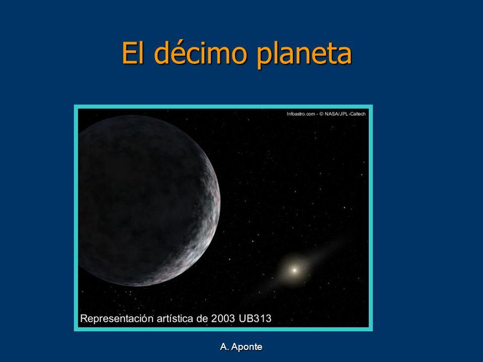 El décimo planeta A. Aponte