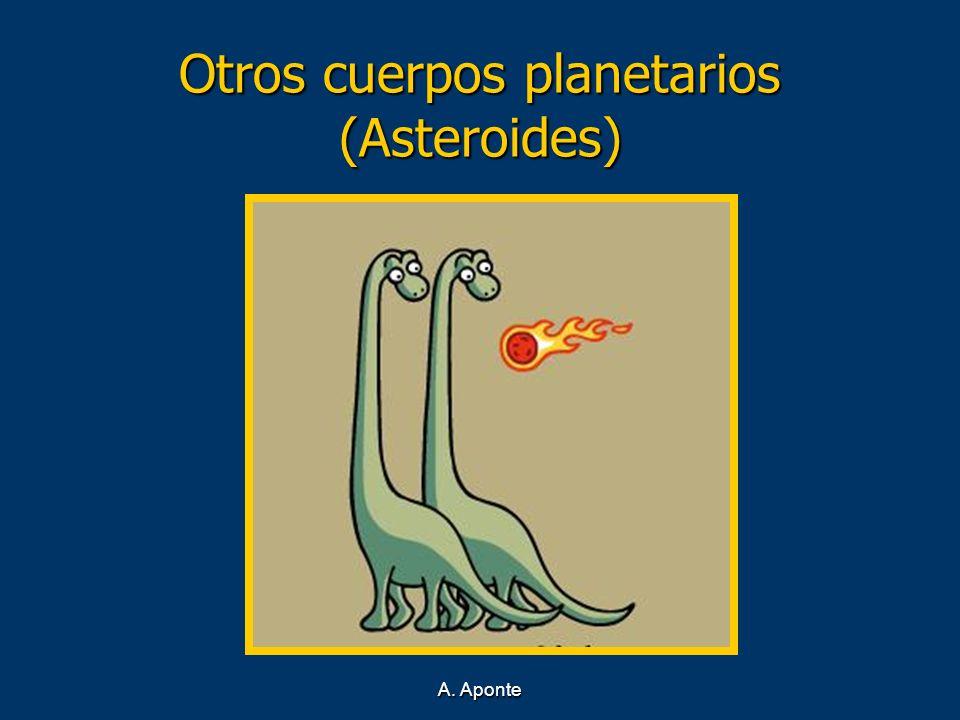 Otros cuerpos planetarios (Asteroides)