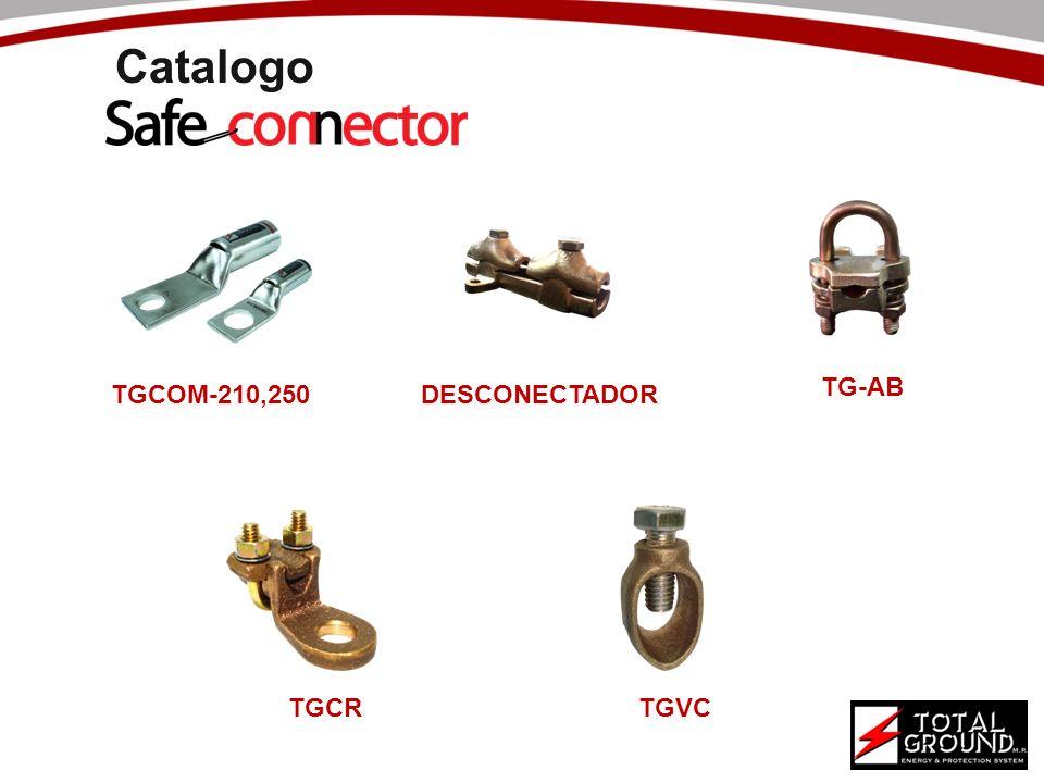 Catalogo TG-AB TGCOM-210,250 DESCONECTADOR TGCR TGVC
