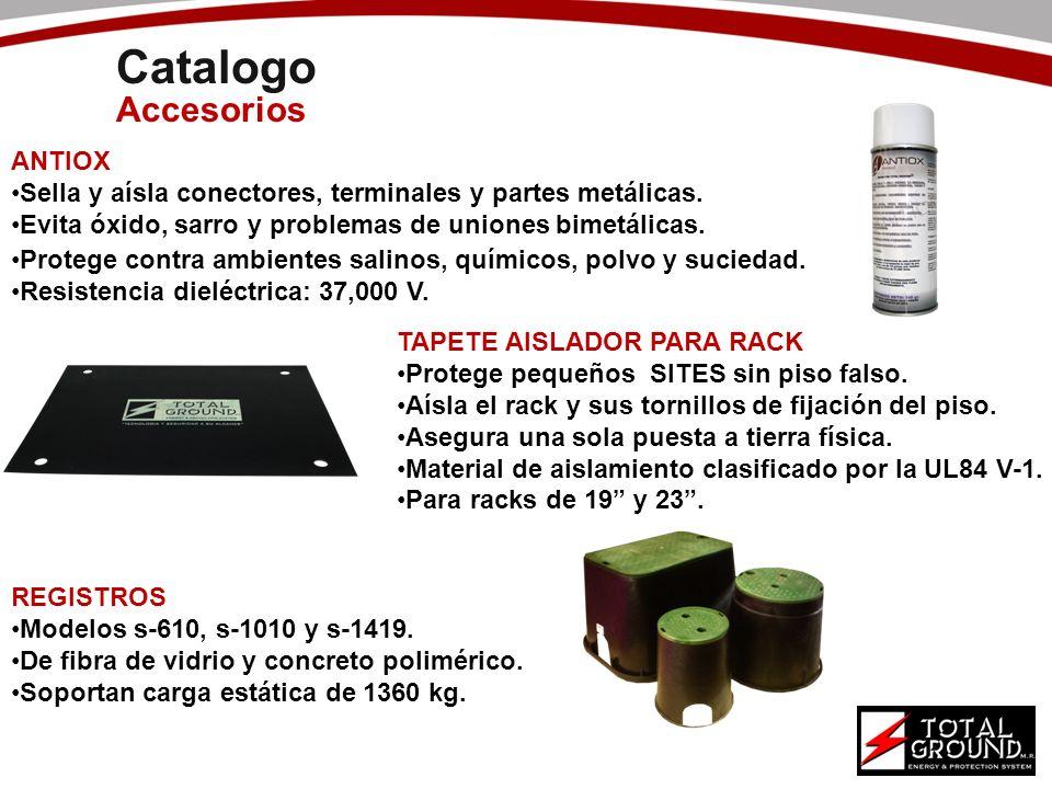 Catalogo Accesorios ANTIOX