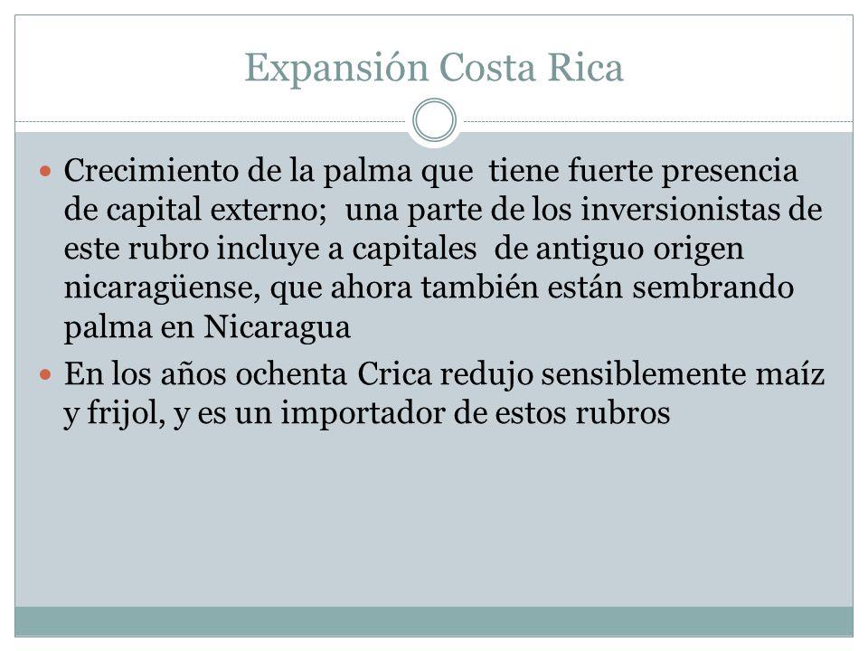 Expansión Costa Rica