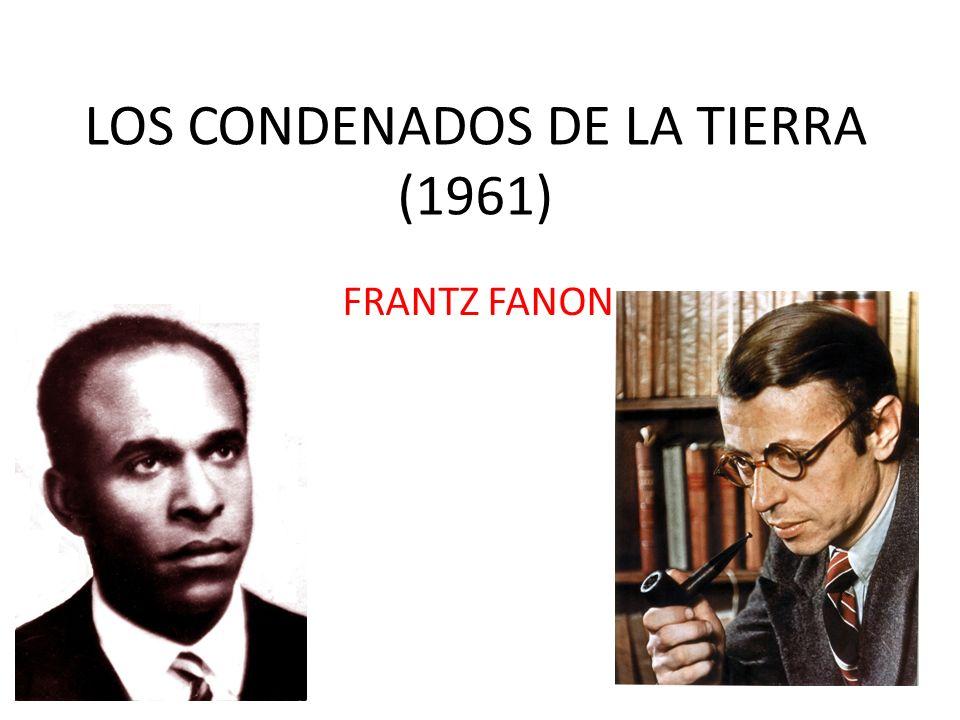 LOS CONDENADOS DE LA TIERRA (1961)