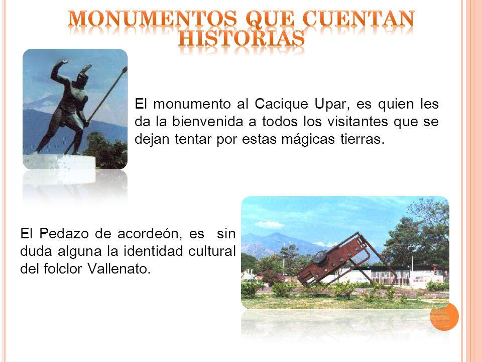 Monumentos que cuentan historias