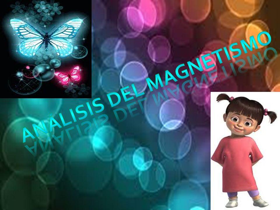 Análisis del magnetismo