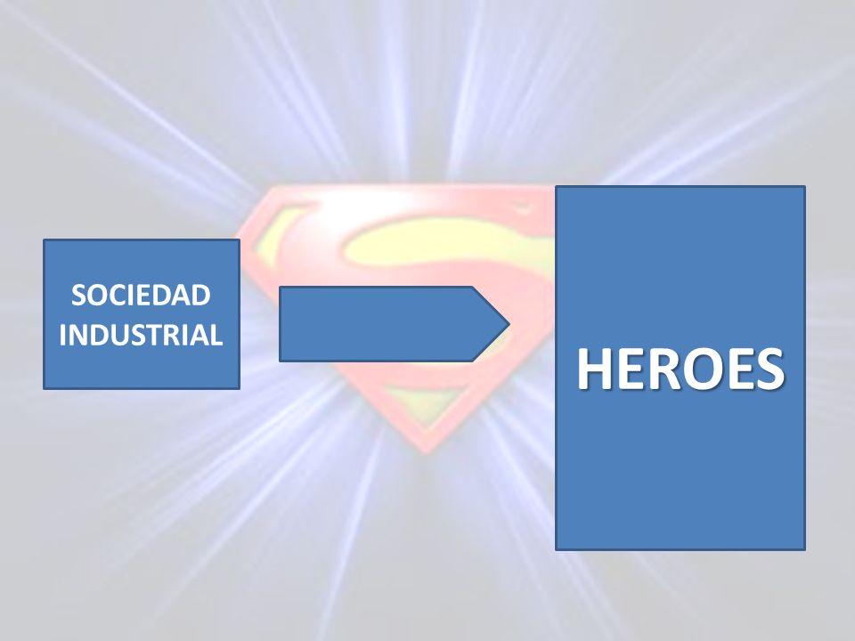 HEROES SOCIEDAD INDUSTRIAL