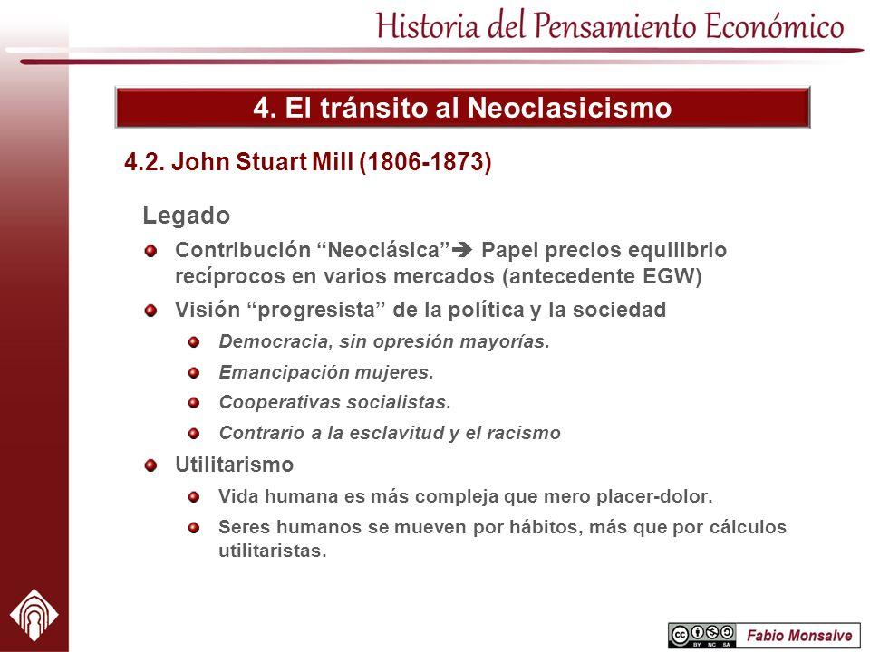 4. El tránsito al Neoclasicismo