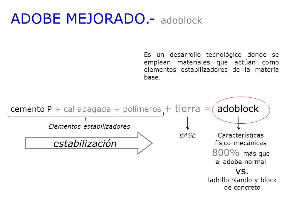 ADOBE MEJORADO.- adoblock