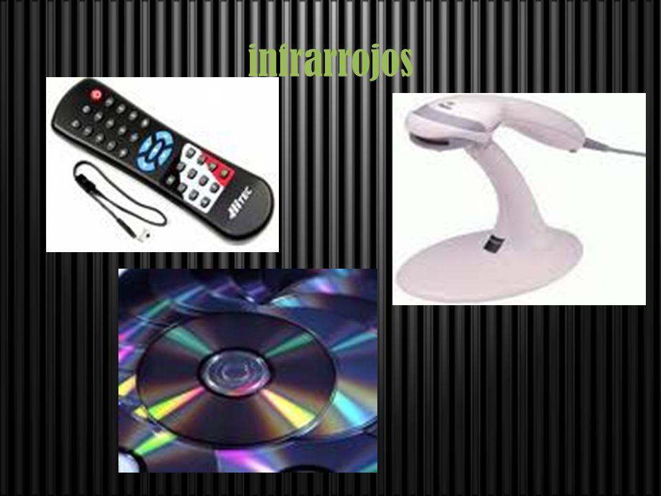 infrarrojos