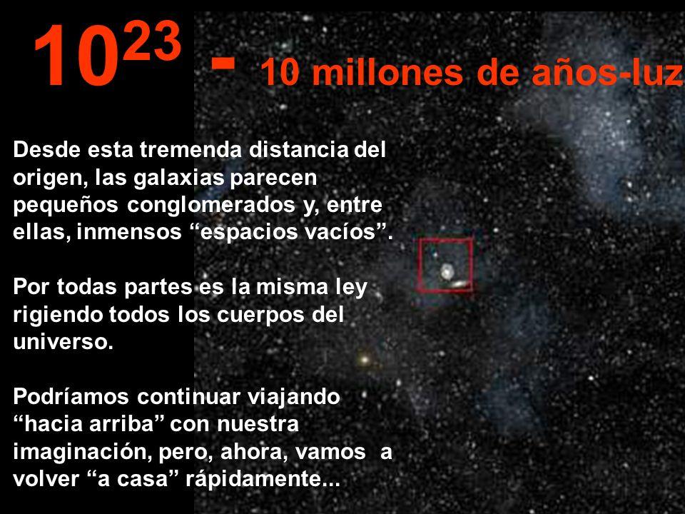 1023 - 10 millones de años-luz
