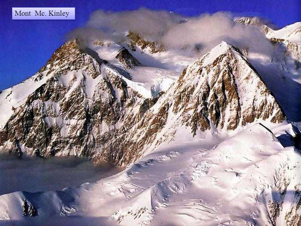 Mont Mc. Kinley