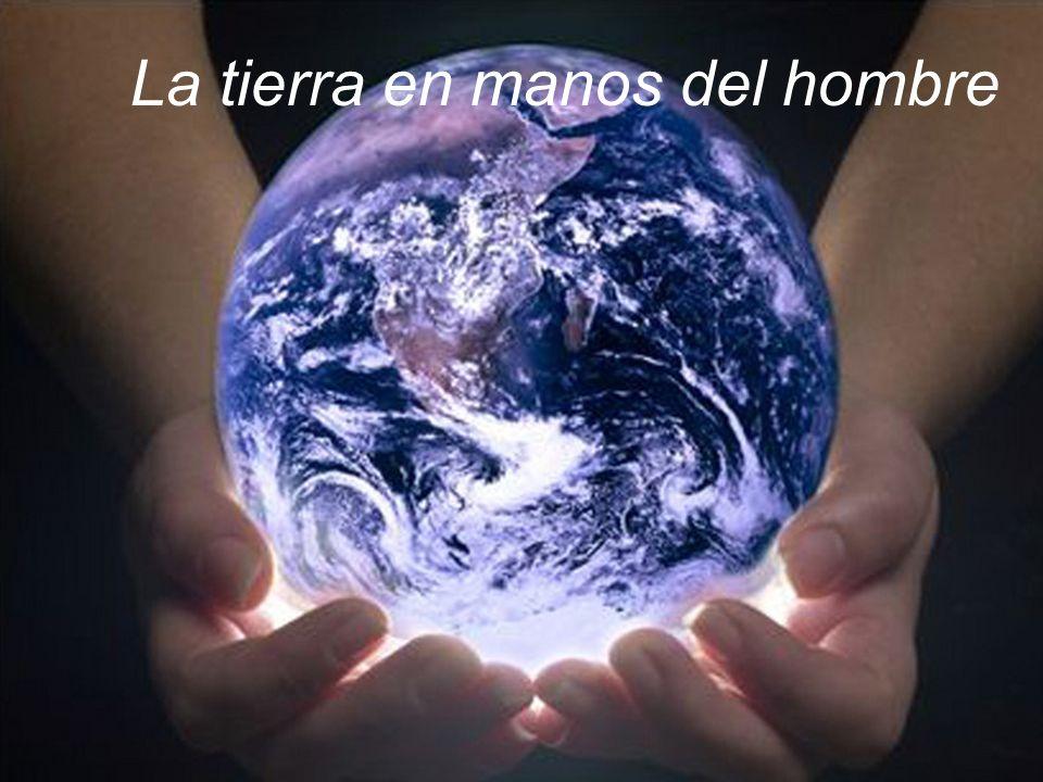 La tierra en manos del hombre