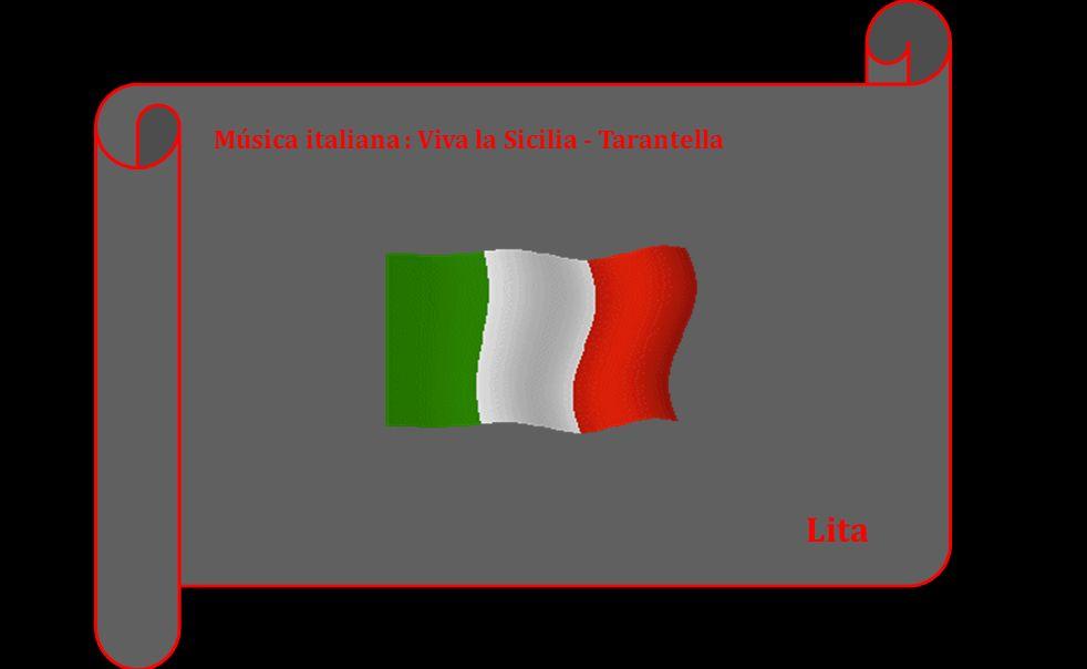 Música italiana : Viva la Sicilia - Tarantella