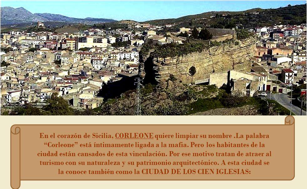 En el corazón de Sicilia, CORLEONE quiere limpiar su nombre