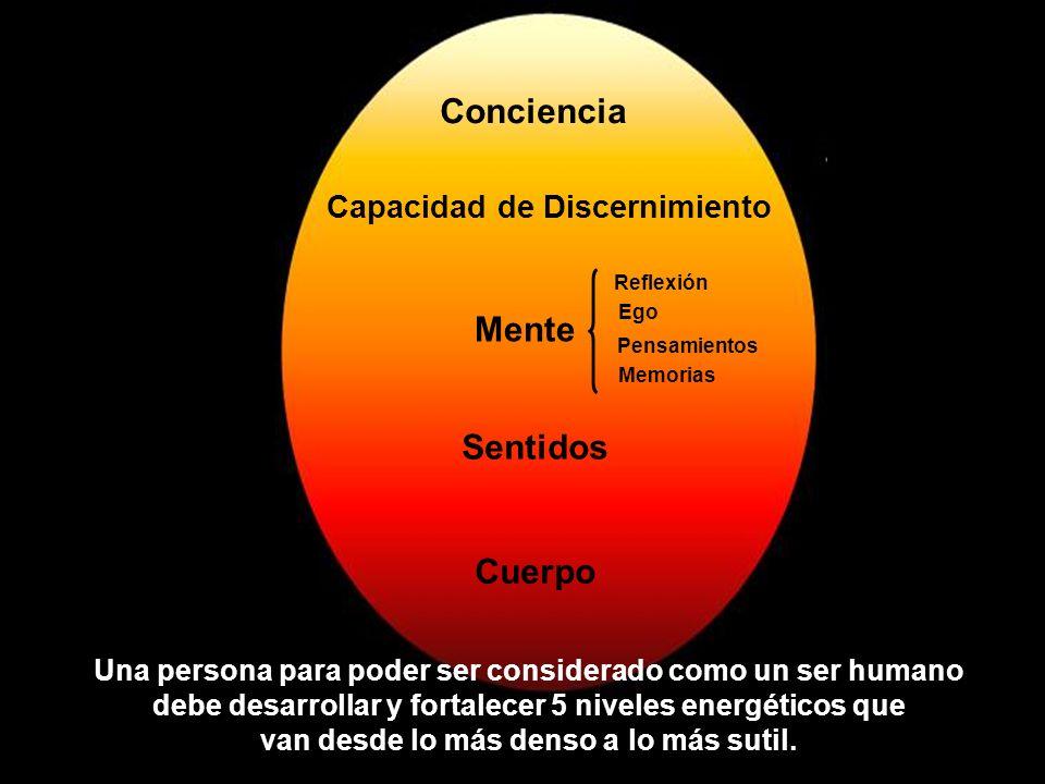 Capacidad de Discernimiento