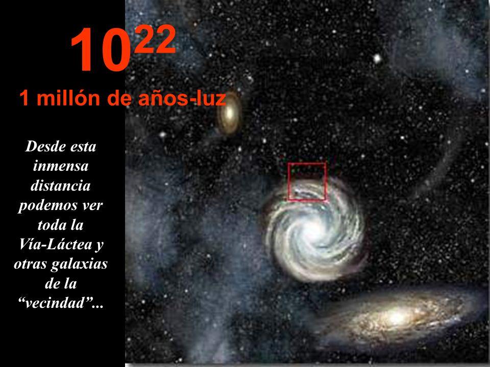 10221 millón de años-luz.
