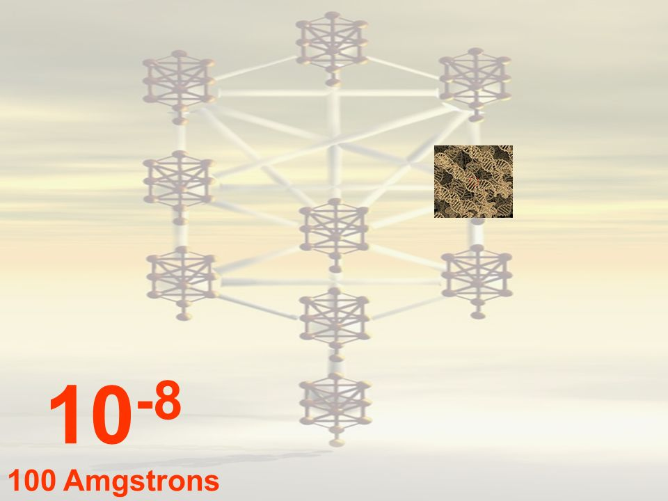10-8 100 Amgstrons