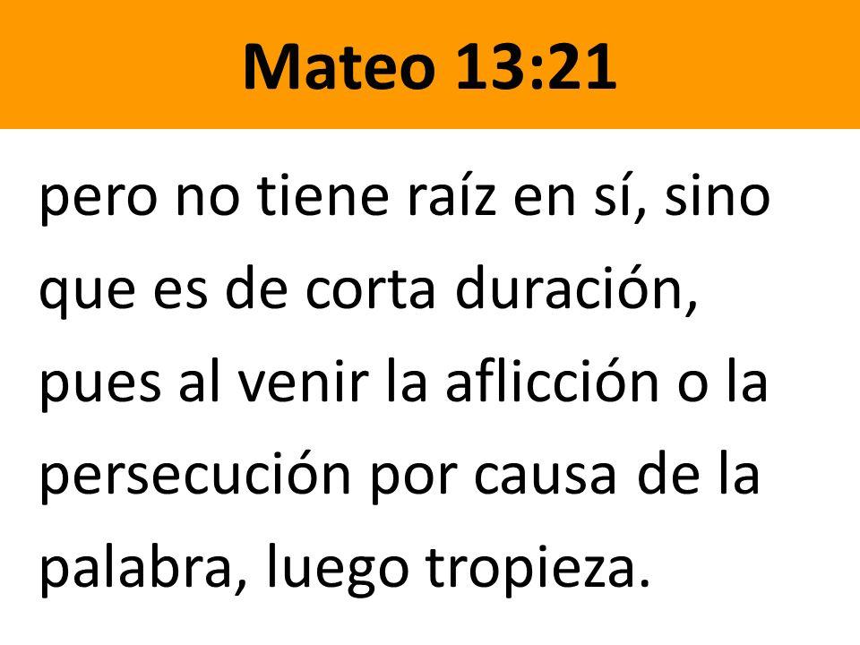 Mateo 13:21
