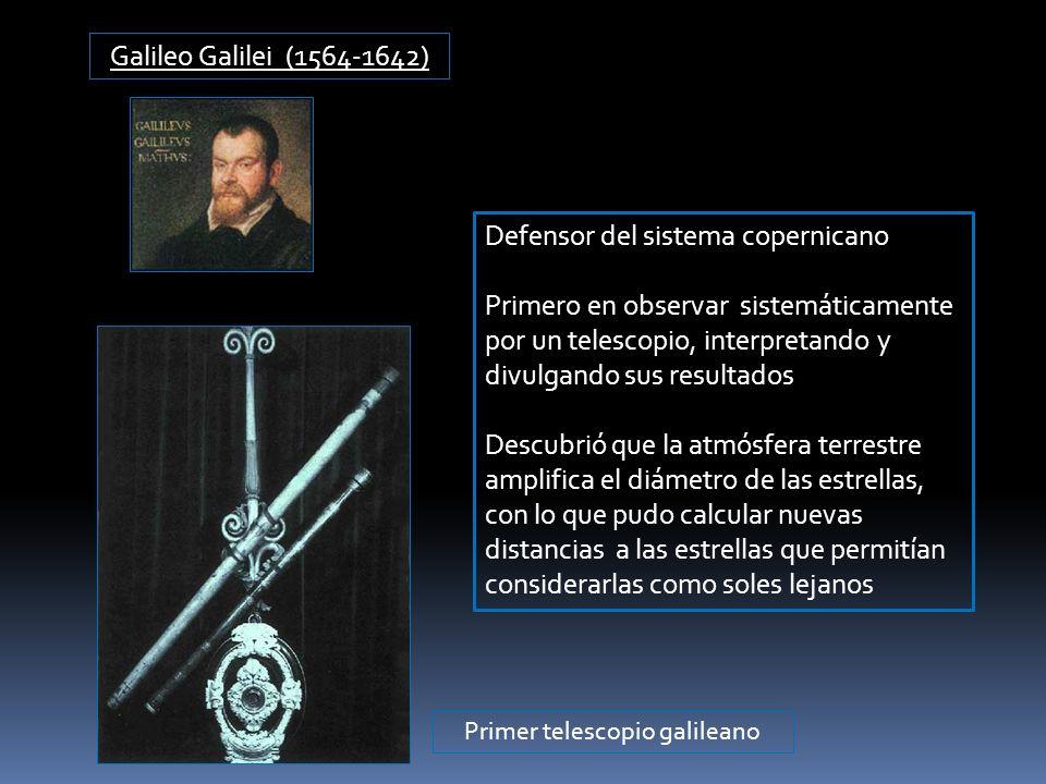 Primer telescopio galileano