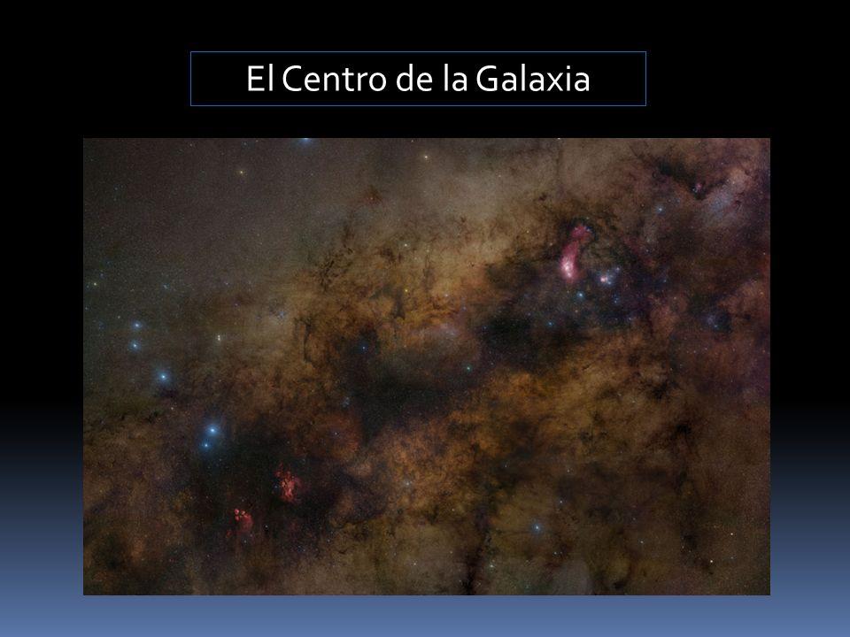 El Centro de la Galaxia