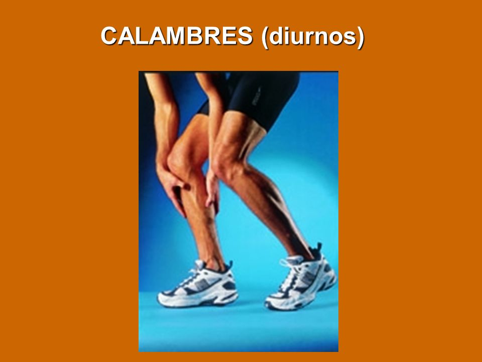 CALAMBRES (diurnos)