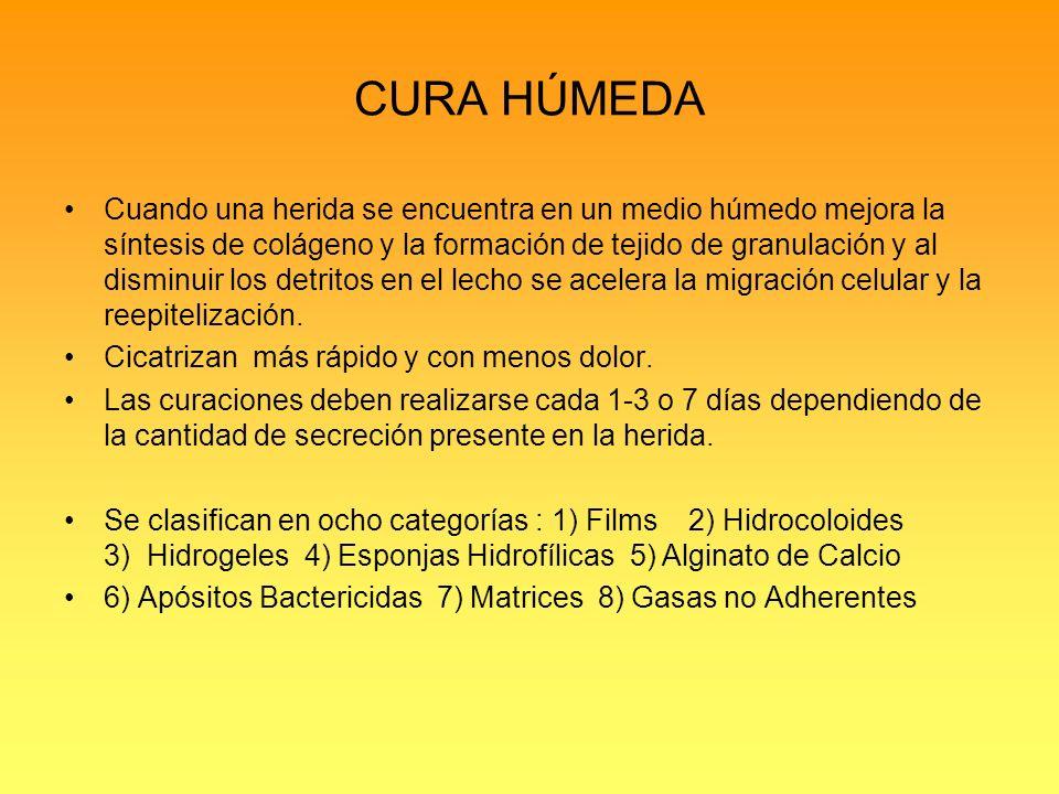 CURA HÚMEDA