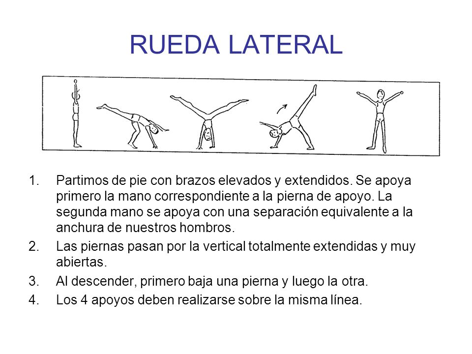 RUEDA LATERAL