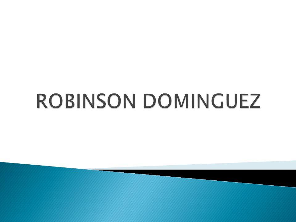 ROBINSON DOMINGUEZ