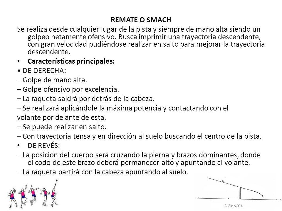 REMATE O SMACH