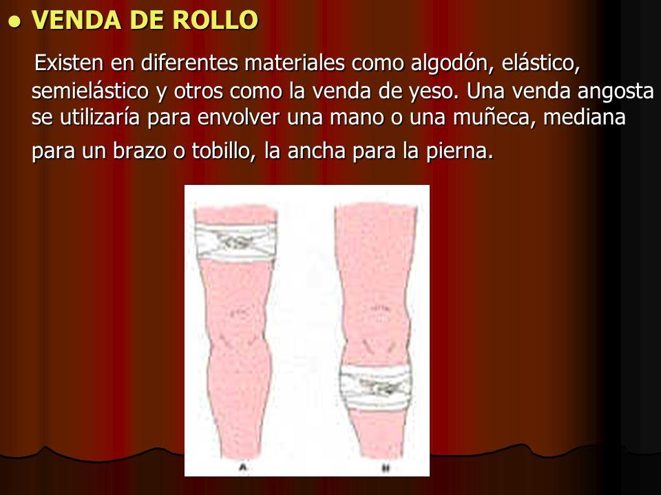 VENDA DE ROLLO