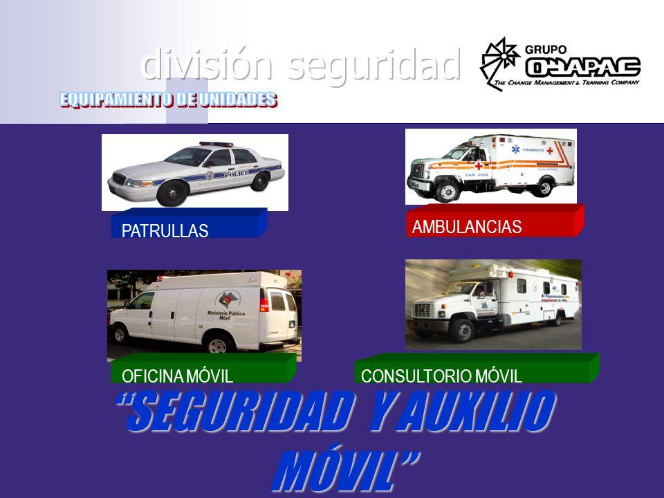 SEGURIDAD Y AUXILIO MÓVIL