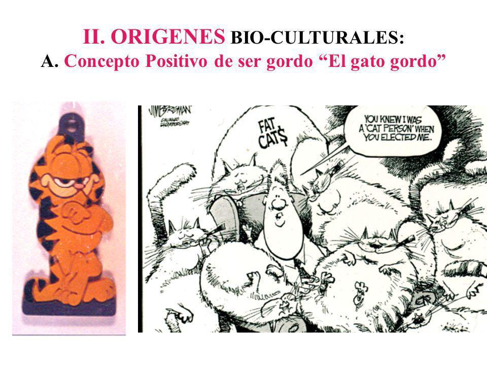 II. ORIGENES BIO-CULTURALES: