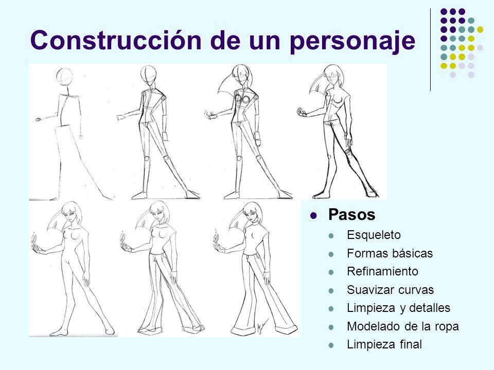 Construcción de un personaje
