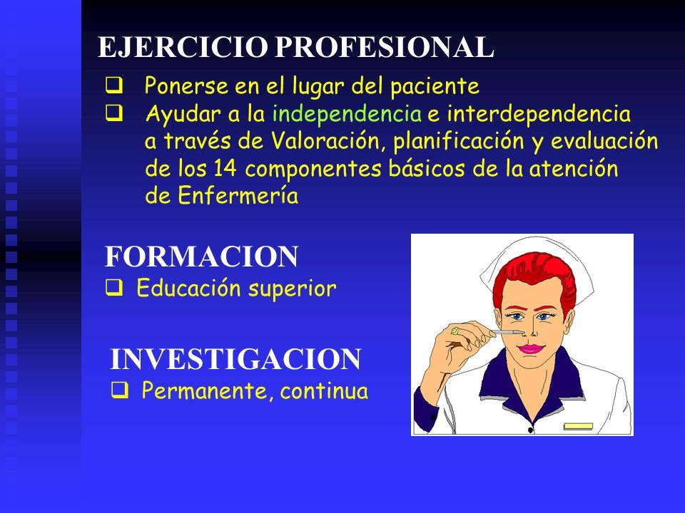 EJERCICIO PROFESIONAL
