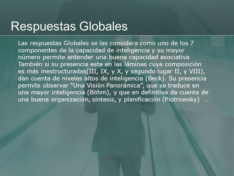 Respuestas Globales