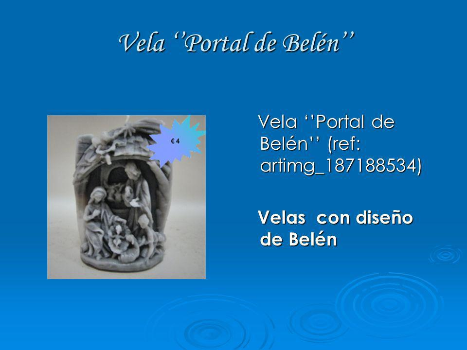 Vela ''Portal de Belén''