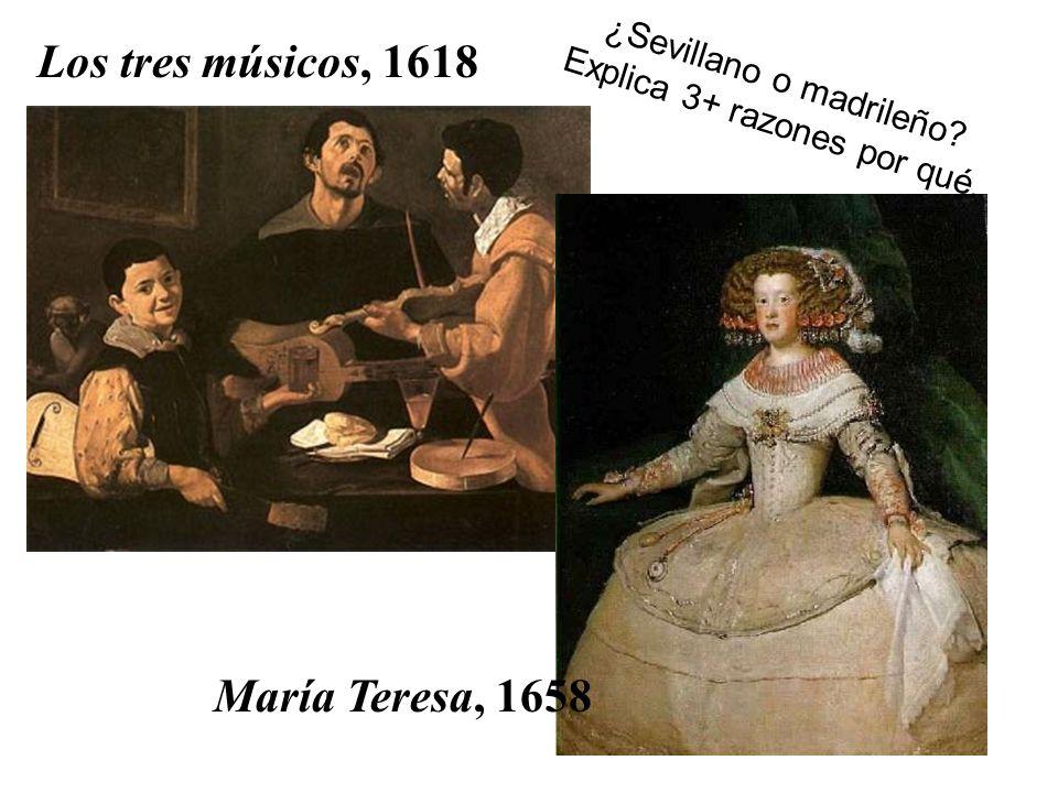 ¿Sevillano o madrileño Explica 3+ razones por qué.