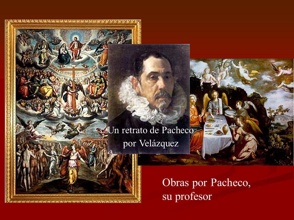 Un retrato de Pacheco por Velázquez