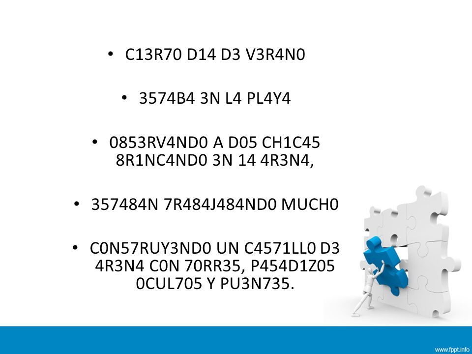 C13R70 D14 D3 V3R4N0 3574B4 3N L4 PL4Y4. 0853RV4ND0 A D05 CH1C45 8R1NC4ND0 3N 14 4R3N4, 357484N 7R484J484ND0 MUCH0.