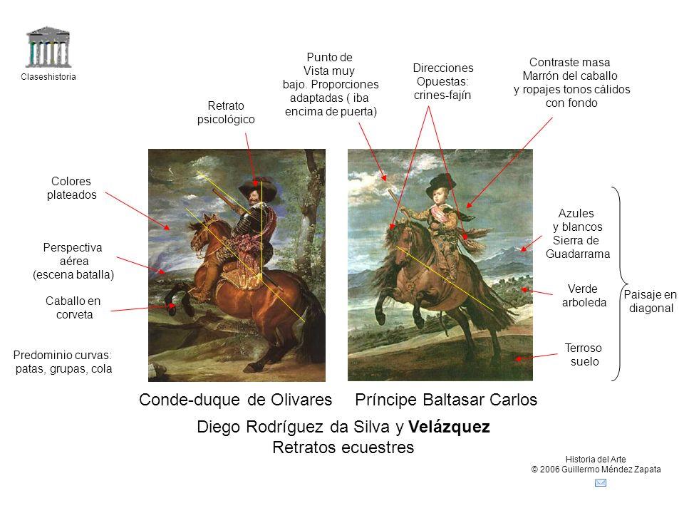Conde-duque de Olivares Príncipe Baltasar Carlos