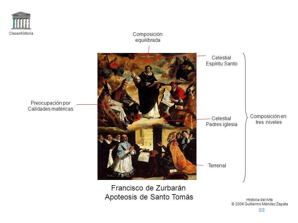 Apoteosis de Santo Tomás