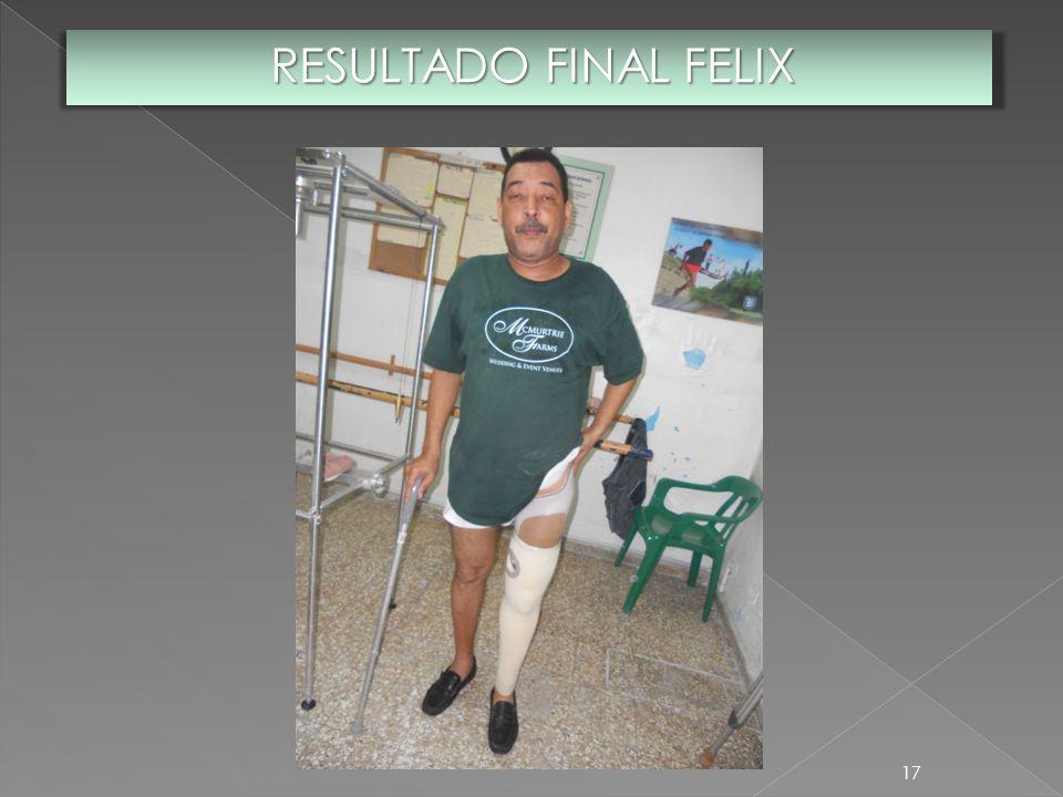 RESULTADO FINAL FELIX