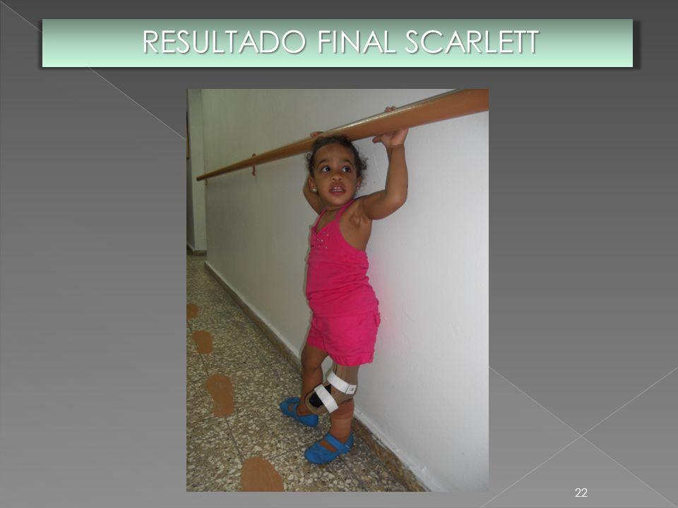RESULTADO FINAL SCARLETT