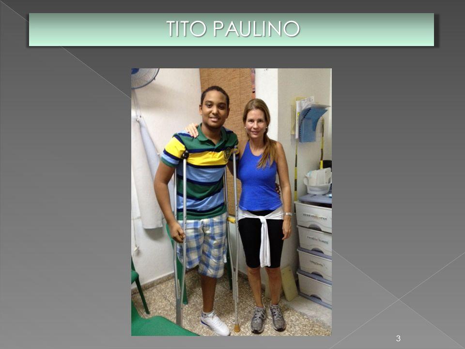 TITO PAULINO