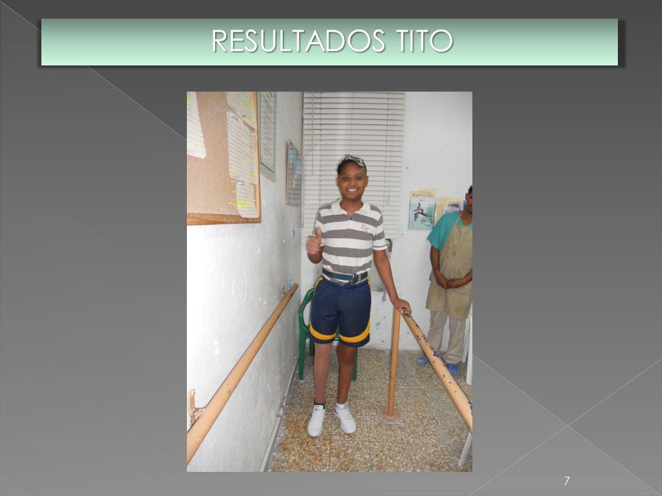 RESULTADOS TITO