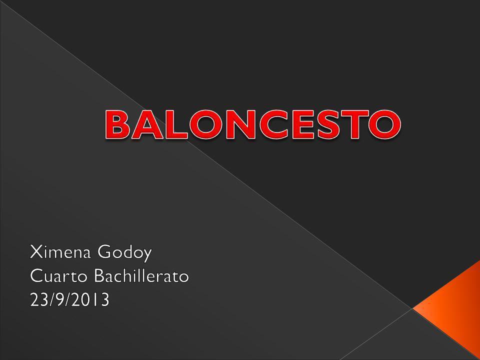 Ximena Godoy Cuarto Bachillerato 23/9/2013