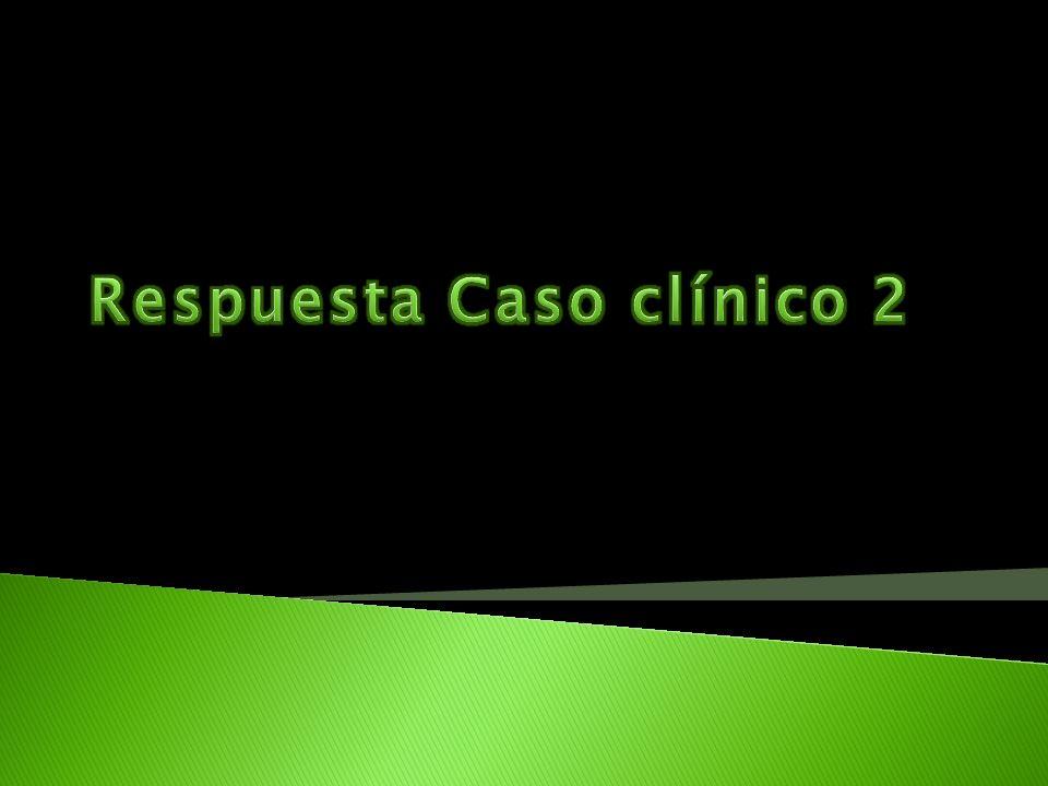 Respuesta Caso clínico 2