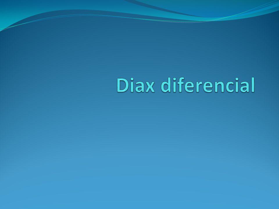 Diax diferencial